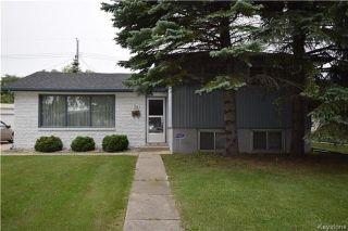 Photo 1: 34 Gilia Drive in Winnipeg: Garden City Residential for sale (4G)  : MLS®# 1720686