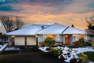 Photo 1: 4687 Sunnymead Way in VICTORIA: SE Sunnymead House for sale (Saanich East)  : MLS®# 780040