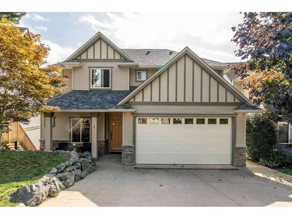 """Main Photo: 2 45957 SHERWOOD Drive in Sardis: Promontory House for sale in """"PROMONTORY PARK ESTATES"""" : MLS®# R2422526"""