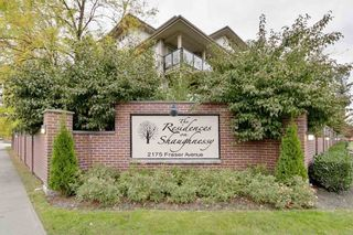 """Main Photo: 308 2175 FRASER Avenue in Port Coquitlam: Glenwood PQ Condo for sale in """"The Residences on Shaughnessy"""" : MLS®# R2565988"""