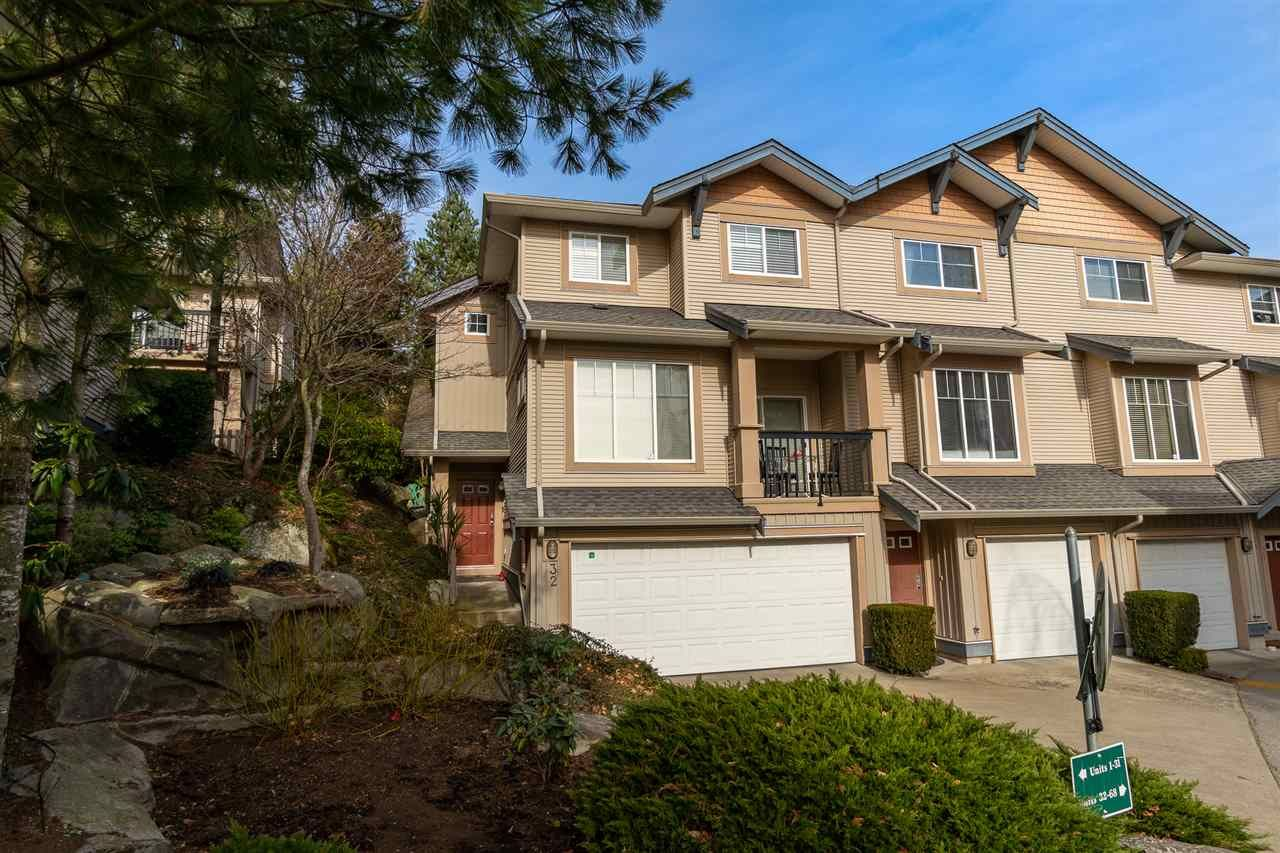 "Main Photo: 32 5839 PANORAMA Drive in Surrey: Sullivan Station Townhouse for sale in ""Forest Gate"" : MLS®# R2539909"