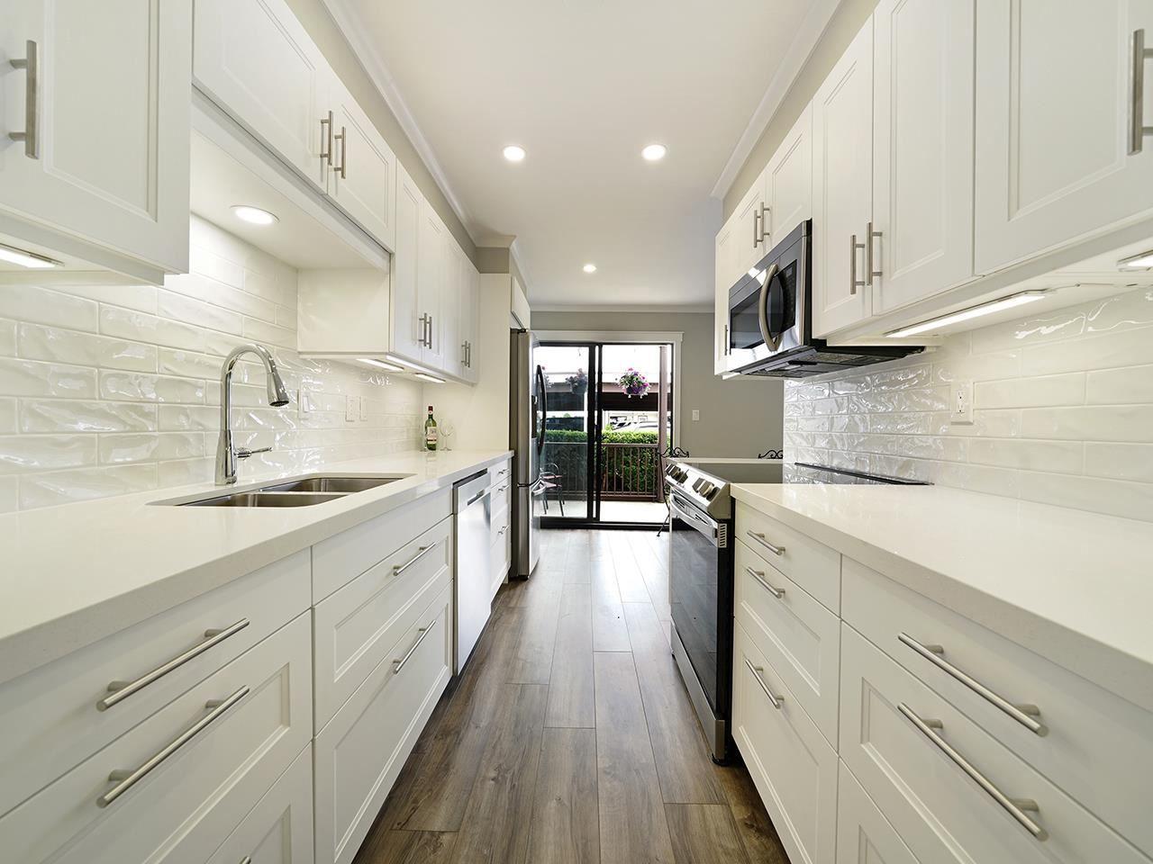 "Main Photo: 57 7455 HURON Street in Chilliwack: Sardis West Vedder Rd Townhouse for sale in ""ASCOTT ESTATES"" (Sardis)  : MLS®# R2590043"