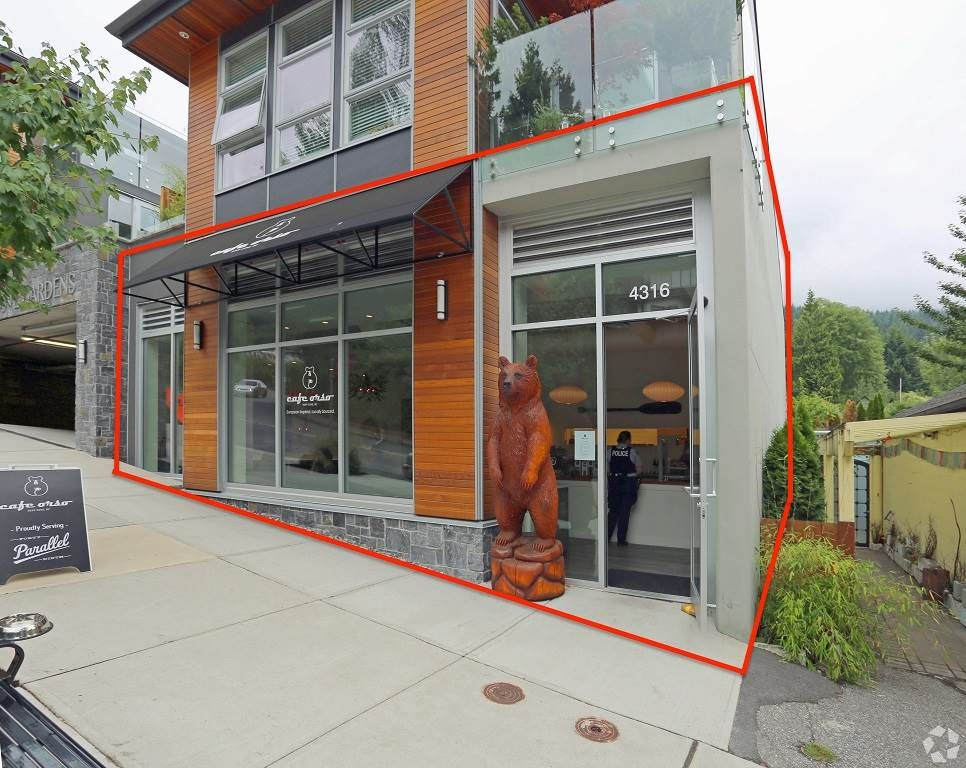 Main Photo: 4316 GALLANT Avenue in North Vancouver: Deep Cove Retail for sale : MLS®# C8016497