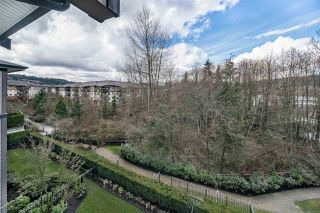 "Photo 13: 420 700 KLAHANIE Drive in Port Moody: Port Moody Centre Condo for sale in ""BOARDWALK"" : MLS®# R2448544"