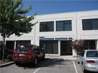 Main Photo: SECOND FLOOR 8988 FRASERTON Court in Burnaby: Big Bend Office for lease (Burnaby South)  : MLS®# C8036716