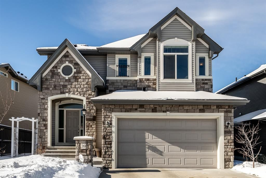 Main Photo: 39 Cimarron Springs Way: Okotoks Detached for sale : MLS®# A1069852
