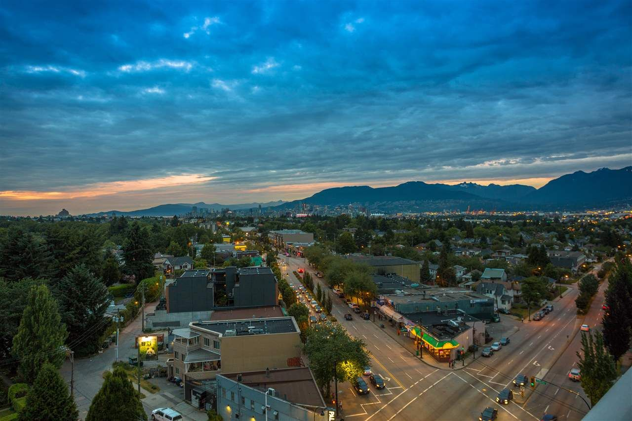 """Main Photo: 1004 4028 KNIGHT Street in Vancouver: Knight Condo for sale in """"KING EDWARD VILLAGE - PHASE II"""" (Vancouver East)  : MLS®# R2408110"""