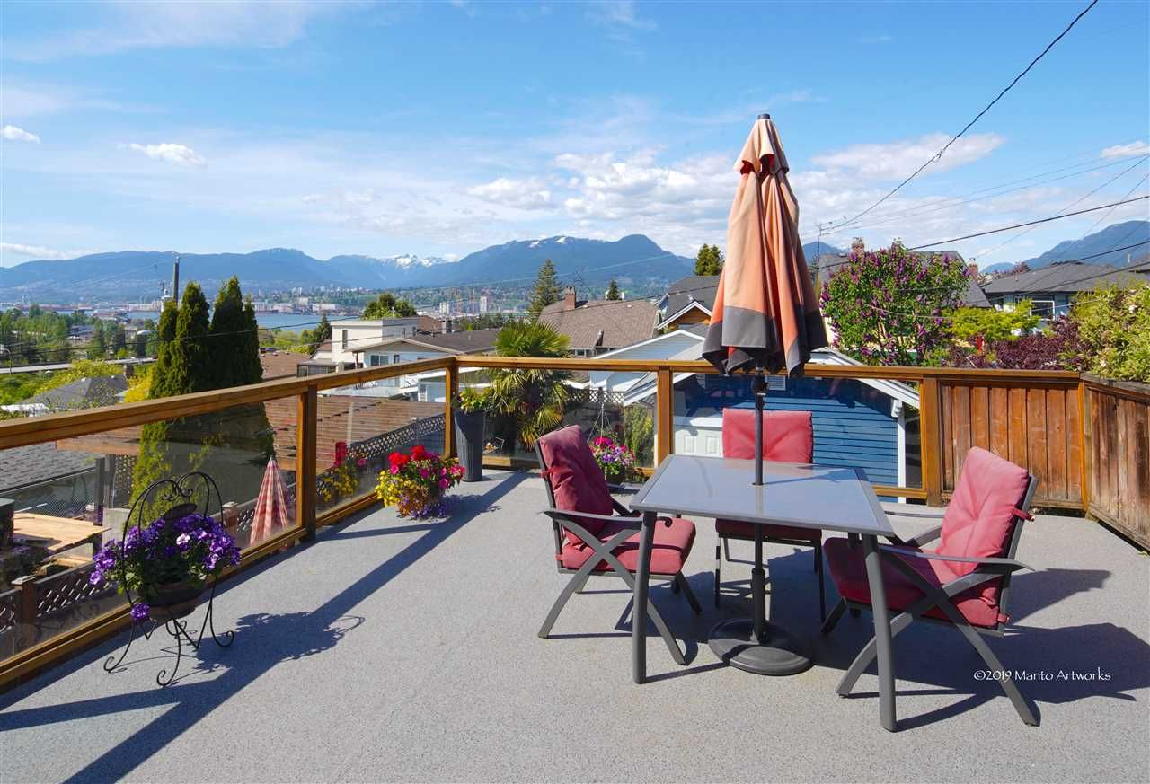 Main Photo: 3441 TRIUMPH Street in Vancouver: Hastings Sunrise House for sale (Vancouver East)  : MLS®# R2394925