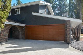 Photo 45: 12 QUESNELL Road in Edmonton: Zone 22 House for sale : MLS®# E4212400