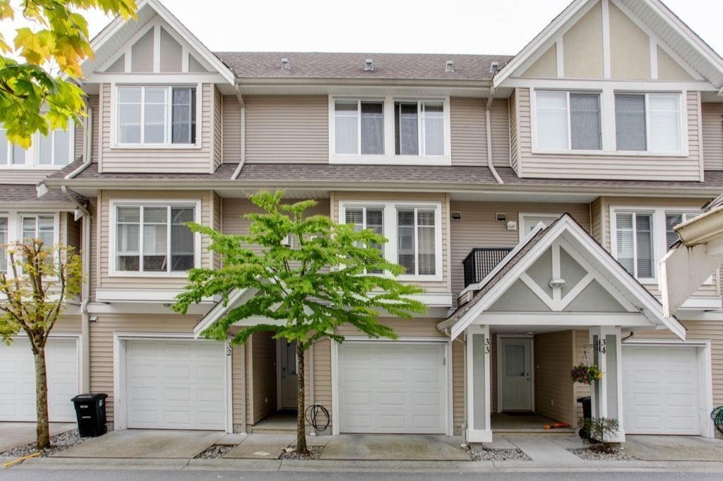 Main Photo: 33 19141 124 AVENUE in : Mid Meadows Townhouse for sale : MLS®# R2168137