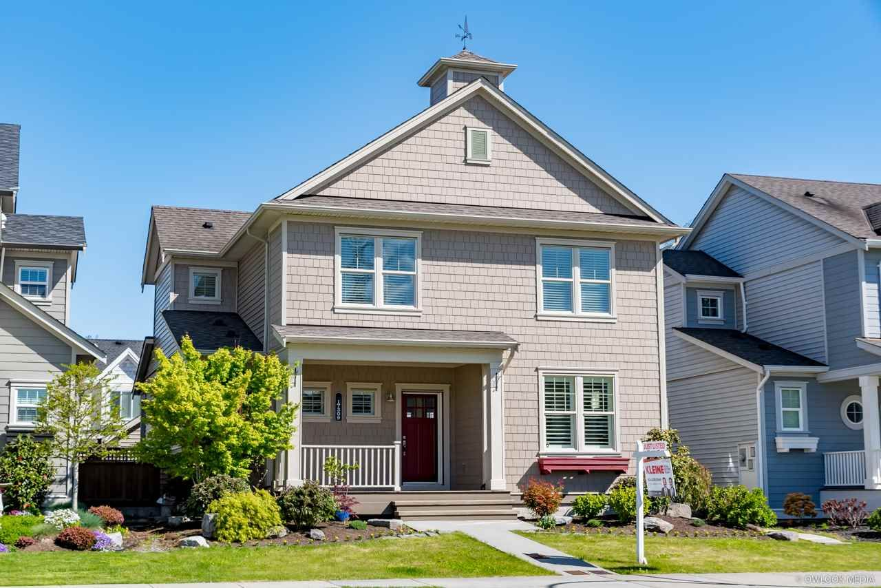 """Main Photo: 17309 3A Avenue in Surrey: Pacific Douglas House for sale in """"SUMMERFIELD"""" (South Surrey White Rock)  : MLS®# R2347272"""