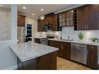 """Photo 4: 1 1624 GRANT Street in Vancouver: Grandview VE Townhouse for sale in """"GRANTS PLACE"""" (Vancouver East)  : MLS®# V1046767"""