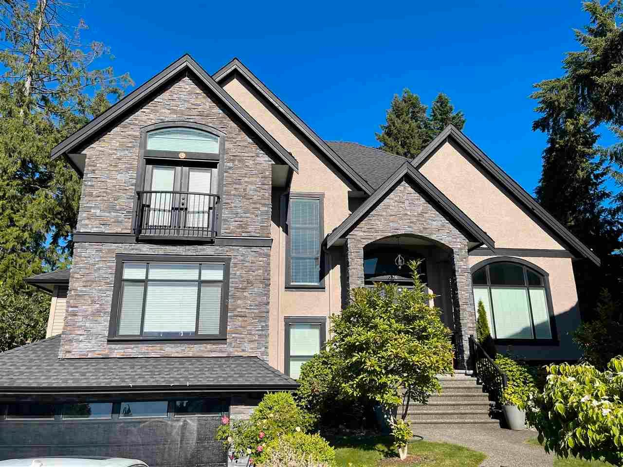 Main Photo: 726 GROVER Avenue in Coquitlam: Coquitlam West House for sale : MLS®# R2588101