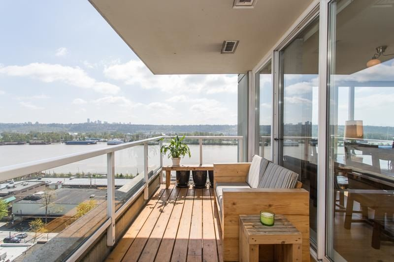 """Main Photo: 1503 39 SIXTH Street in New Westminster: Downtown NW Condo for sale in """"Quantum"""" : MLS®# R2579067"""