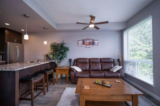 """Photo 2: 301 2238 WHATCOM Road in Abbotsford: Abbotsford East Condo for sale in """"WATERLEAF"""" : MLS®# R2492483"""