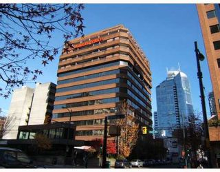 """Photo 1: 611 1177 HORNBY Street in Vancouver: Downtown VW Condo for sale in """"LONDON PLACE"""" (Vancouver West)  : MLS®# V759818"""