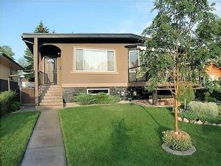 Photo 1: 3810 1 Street NW in Calgary: Highland Park Semi Detached for sale : MLS®# C4245221