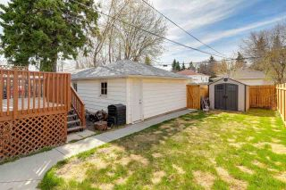 Photo 34: 10919 66 Avenue in Edmonton: Zone 15 House for sale : MLS®# E4233433