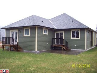 Photo 2: # 131 14500 MORRIS VALLEY RD in Mission: House for sale : MLS®# F1103993