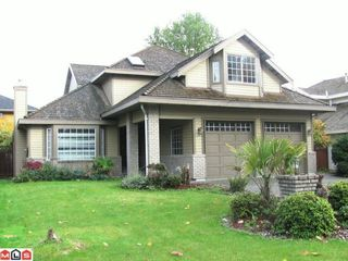 Photo 1: 10732 158TH Street in Surrey: Fraser Heights House for sale (North Surrey)  : MLS®# F1126606