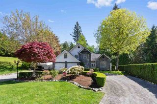 Photo 1: 9484 266 Street in Maple Ridge: Thornhill MR House for sale : MLS®# R2466587
