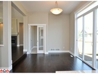 """Photo 4: 6092 163A Street in Surrey: Cloverdale BC House for sale in """"VISTA'S WEST"""" (Cloverdale)  : MLS®# F1028280"""