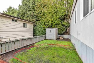 "Photo 26: 41 13507 81 Avenue in Surrey: Queen Mary Park Surrey Manufactured Home for sale in ""PARK BOULEVARD ESTATES"" : MLS®# R2575591"