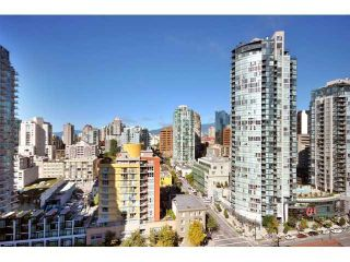 Photo 7: 1909 1225 RICHARDS Street in Vancouver: Downtown VW Condo for sale (Vancouver West)  : MLS®# V1004561