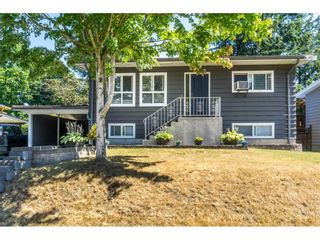 Photo 1: 3462 ETON Crescent in Abbotsford: Abbotsford East House for sale : MLS®# R2100252