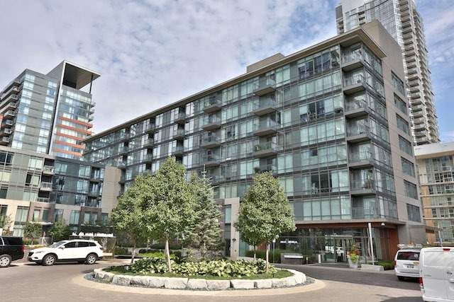 Main Photo: 907 15 Brunel Court in Toronto: Waterfront Communities C1 Condo for sale (Toronto C01)  : MLS®# C3320730