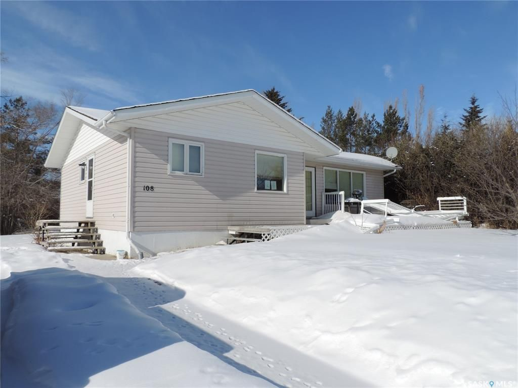 Main Photo: 108 Kamas Street in Mortlach: Residential for sale : MLS®# SK841980