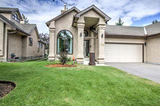 Photo 36: 150 Oakbriar Close SW in Calgary: Palliser Semi Detached for sale : MLS®# A1038491