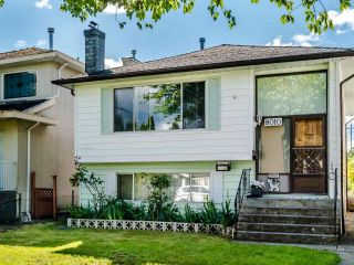 Photo 1: 8010 17TH Avenue in Burnaby: East Burnaby House for sale (Burnaby East)  : MLS®# R2585870