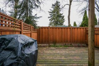 """Photo 19: 7 12188 HARRIS Road in Pitt Meadows: Central Meadows Townhouse for sale in """"Waterford Place"""" : MLS®# R2121855"""