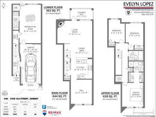"Photo 22: 48 7250 144 Street in Surrey: East Newton Townhouse for sale in ""CHIMNEY RIDGE"" : MLS®# R2587185"