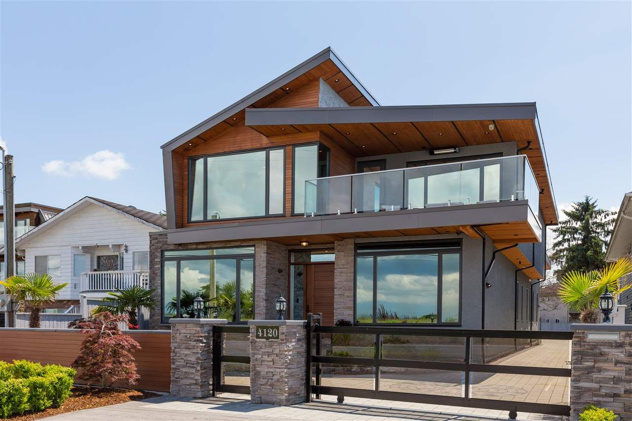 Main Photo: 4120 RIVER Road in Richmond: Riverdale RI House for sale : MLS®# R2483362