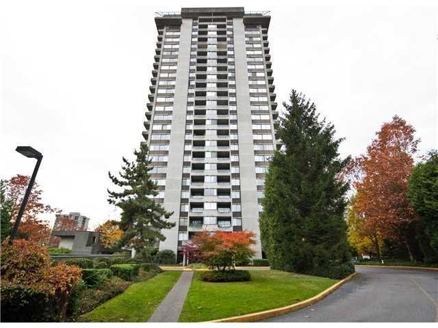 "Main Photo: 1304 9521 CARDSTON Court in Burnaby: Government Road Condo for sale in ""CONCORDE PLACE"" (Burnaby North)  : MLS®# V1049806"
