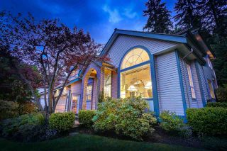 Photo 2: 100 PARKSIDE Drive in Port Moody: Heritage Mountain House for sale : MLS®# R2166868