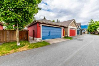 "Photo 31: 5933 MATSQUI Street in Chilliwack: Vedder S Watson-Promontory 1/2 Duplex for sale in ""GARRISON CROSSING"" (Sardis)  : MLS®# R2461890"