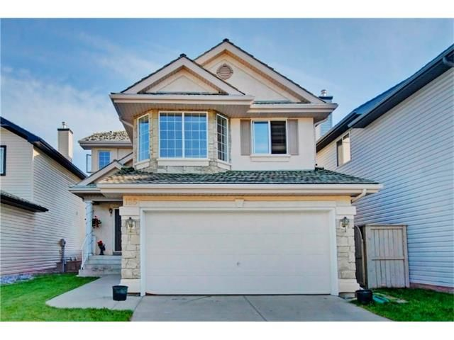 Main Photo: 125 SPRING Crescent SW in Calgary: Springbank Hill House for sale : MLS®# C4077797