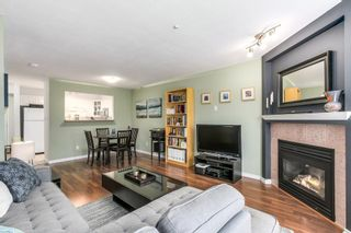 """Photo 6: 209 789 W 16TH Avenue in Vancouver: Fairview VW Condo for sale in """"SIXTEEN WILLOWS"""" (Vancouver West)  : MLS®# R2142582"""