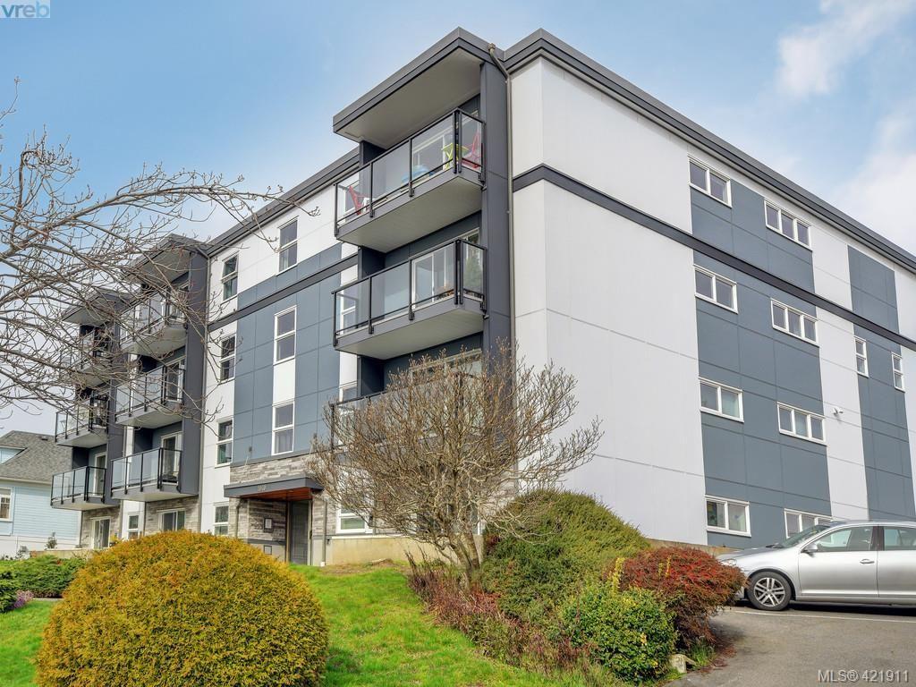 Main Photo: 303 1040 Southgate St in VICTORIA: Vi Fairfield West Condo for sale (Victoria)  : MLS®# 835032