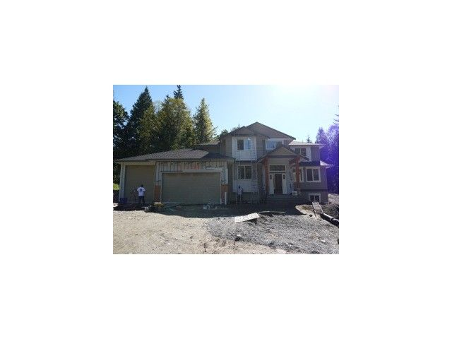 Main Photo: 26790 122ND Avenue in Maple Ridge: Northeast House for sale : MLS®# V1079986