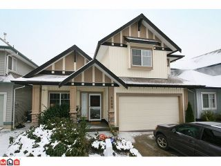 "Photo 1: 6688 182ND Street in Surrey: Cloverdale BC House for sale in ""VINEYARD ESTATES"" (Cloverdale)  : MLS®# F1027879"