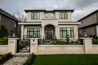 Photo 1: 2587 W 21ST AVENUE in Vancouver: Arbutus House for sale (Vancouver West)  : MLS®# R2132221