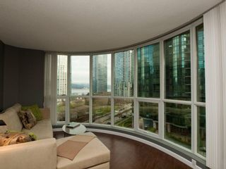 """Photo 20: 606 588 BROUGHTON Street in Vancouver: Coal Harbour Condo for sale in """"HARBOURSIDE PARK"""" (Vancouver West)  : MLS®# V929712"""