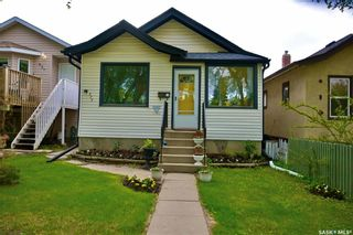 Photo 1: 523 I Avenue North in Saskatoon: Westmount Residential for sale : MLS®# SK856312