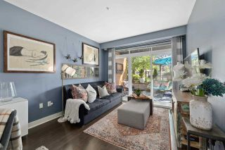 """Photo 8: 214 733 W 14TH Street in North Vancouver: Mosquito Creek Condo for sale in """"Remix"""" : MLS®# R2585098"""