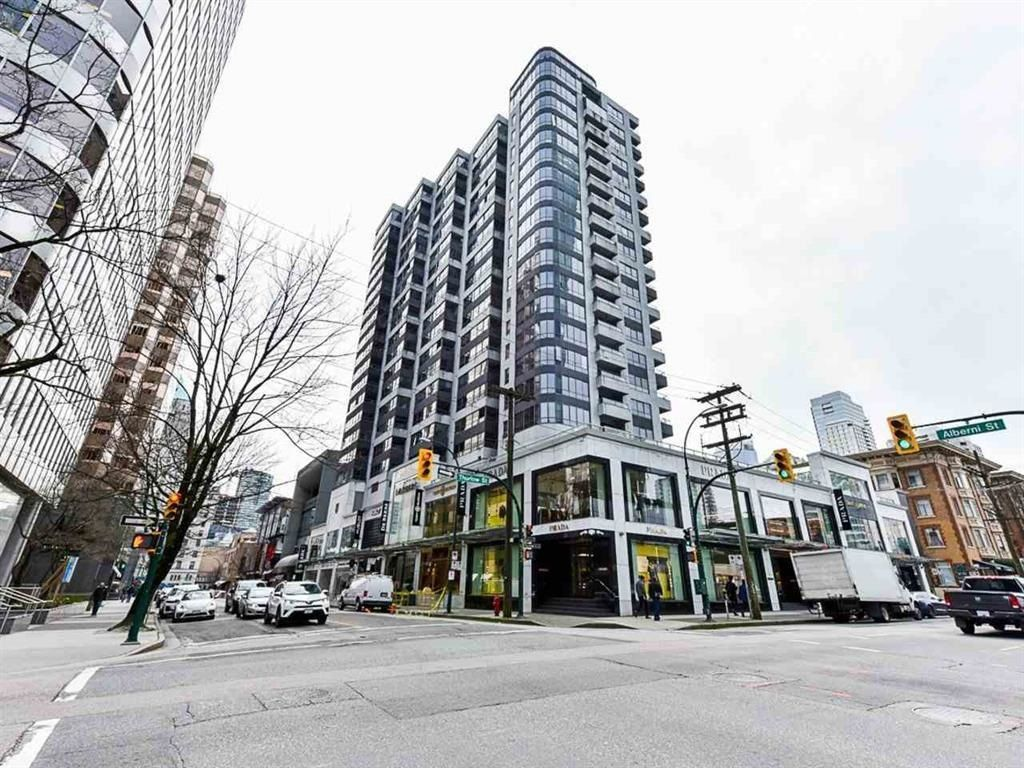 Main Photo: 810 1060 ALBERNI Street in Vancouver: West End VW Condo for sale (Vancouver West)  : MLS®# R2600935