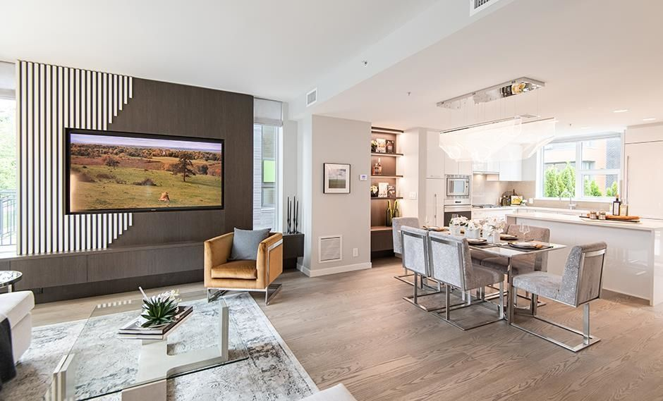 """Main Photo: 20 3483 ROSS Drive in Vancouver: University VW Townhouse for sale in """"Polygon Nobel Park Residences"""" (Vancouver West)  : MLS®# R2620517"""
